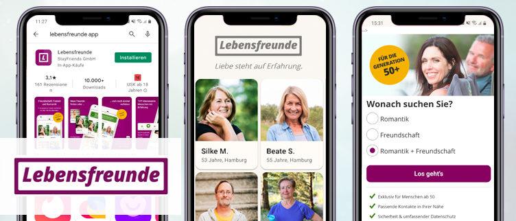 screenshots Lebensfreunde