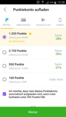Gesperrt badoo profil wurde Grindr Account